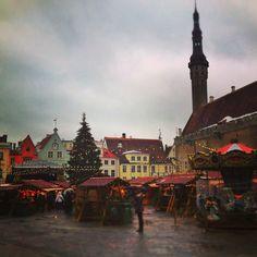 Tallinna vanalinn / Tallinn old town in Tallinn, Harju maakond  Hey!. I lived there :D