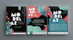 Modular Festival on Behance