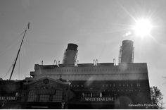 The Titanic Museum in Pigeon Forge