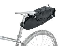Sacoche de selle Bikepacking Topeak BackLoader 15 L Noir sur Ultime Bike Bmx, Nylons, Hook And Loop Fastener, Bicycle Accessories, Golf Bags, Touring, Saddle Bags, Baby Strollers, Stuff To Buy