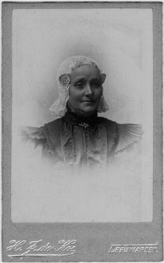 19th-Century Portrait Database of Dutch Cartes de Visite 1860-1914: Friesland #Friesland