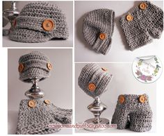 Newsboy photography prop set Prop Making, Photography Props, Crochet Hats, Knitting Hats, Photo Accessories, Photo Props