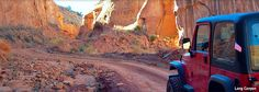 Dome Plateau Road in Utah