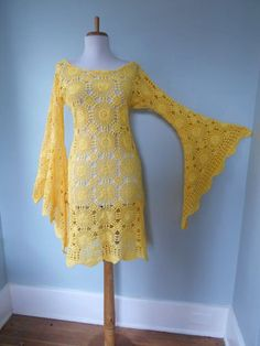 Hey, I found this really awesome Etsy listing at https://www.etsy.com/listing/270421638/vintage-1960s-1970s-hand-knit-lace