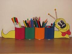 stojan na tužky z papíru - Hledat Googlem