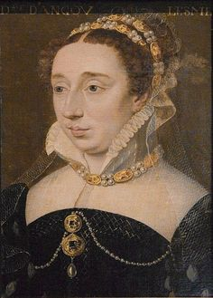 Diane de France,daughter of Henry II of France and Filippa Ducci (she was actually the daughter of Henri ll and Diane DePoiters)
