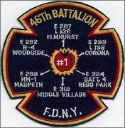 FDNY Battalion 46