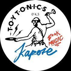 Kapote - Fuck Music [TOYT045] - http://www.electrobuzz.fm/2015/11/26/kapote-fuck-music-toyt045/