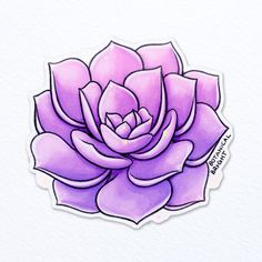 Violet Aesthetic, Lavender Aesthetic, Anime Stickers, Cute Stickers, Color Violeta, Blue Peonies, Calming Colors, Journal Stickers, Aesthetic Stickers