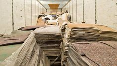 Record 125,000 tonnes of carpet diverted from UK landfill