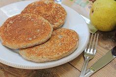 Pea Protein Pancakes Take Two
