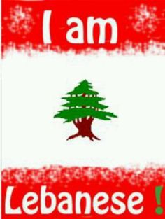 my beloved is Lebanese etc*