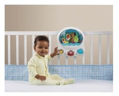 Baby Soother for Crib