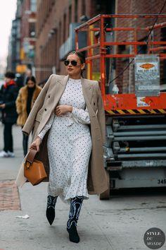 Danielle Bernstein by STYLEDUMONDE Street Style Fashion Photography NY FW18 20180210_48A3885