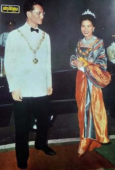 Long Live Their Majesties the King and Queen