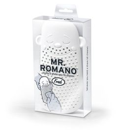 Fred & Friends MR ROMANO Cheese Grater