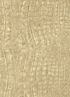 Hook Bronze Alligator Skin Pattern Chenille Jacquard For