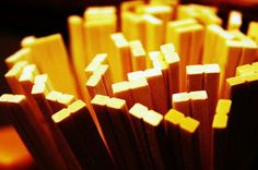 China Produces 80 Billion Disposable Chopsticks Per Year, Putting its Forests at Risk. Using Chopsticks, Repurposed, Upcycle, Recycling, China, Simple, Crafts, Environmental Science, Forests