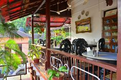 The Panjim Inn is a small and welcoming family-run property set in the heart of Fontainhas, Panjim's fascinating Latin Quarter.