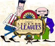Legends and Leagues - Veritas Press 1st grade Geography curriculum.