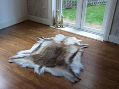 The sumptuous beauty of a Reindeer Rug can only be appreciated by the beholder. They provide a truly stunning addition to your home, with each one we stock having it's only unique colouring and markings; in fact these factors do depend on the season that animal hide was sourced in. The White Hides are partially special and do come at a premium simply because they are more scarce.  Unlike some other animal hides, Reindeer is weatherproof, and therefore can be used inside and outside your ...