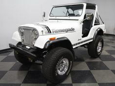 Used Classic Car For Sale in Charlotte, North Carolina: 1980 Jeep CJ-5  - Classics.VehicleNetwork.net Classified Ads