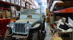 The World's Biggest Aftermarket Jeep Parts Company Is My Paradise #Jeep #JeepParts