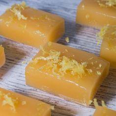 Lemon Grinder – My Kitchen - Sobremesa Candy Recipes, Sweet Recipes, Dessert Recipes, Swedish Recipes, Homemade Sweets, Homemade Candies, Christmas Desserts, Christmas Baking, Scandinavian Food