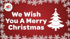 We Wish You a Merry Christmas Song for kids and their big people. Sing along with the lyrics to this classic Christmas song loved by all! Merry Christmas Song, Merry Christmas Google, Merry Christmas Status, Christmas Carols Songs, Popular Christmas Songs, Christmas Lyrics, Christmas Ecards, Merry Christmas And Happy New Year, Christmas Music