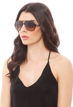 94a0a9b66a9 Ray-Ban Cats 5000 59mm Sunglasses in 2 Colors Aviator Glasses