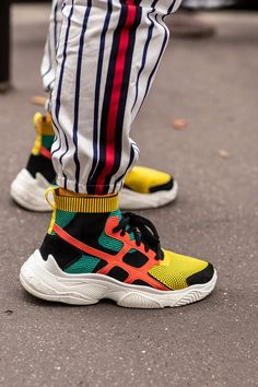 01bc64812f3 Paris Fashion Week SS19  The 20 Best Sneakers Worn