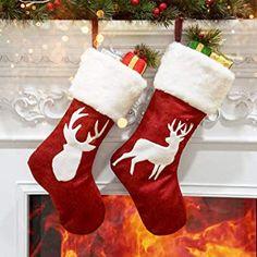 Wrangler Apparel WSL Denim Christmas Stocking