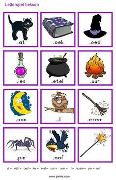 Letterspel heksen