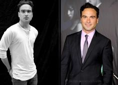 Johnny Galecki - In my dreams I was dating Leonard from Big Bang Theory. I'm meeting him one day