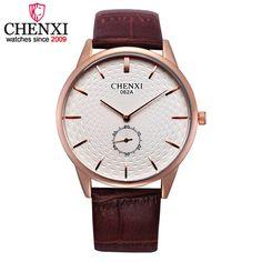 $9.89 (Buy here: https://alitems.com/g/1e8d114494ebda23ff8b16525dc3e8/?i=5&ulp=https%3A%2F%2Fwww.aliexpress.com%2Fitem%2FCHENXI-Brand-Rose-Golden-Watches-Men-Luxury-Fashion-Brown-Leather-Male-Wristwatch-Small-Work-Dial-Design%2F32763208608.html ) CHENXI B