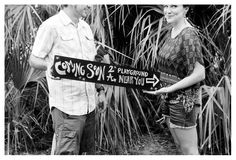 """coming soon..."" pregnancy announcement idea"