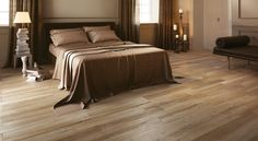 An easily maintainable alternative to hardwood flooring, Argento Sycamore Porcelain tiles have a smooth and stunning finish. Wood Effect Floor Tiles, Wood Tile Floors, Wood Look Tile, Wall And Floor Tiles, Wood Floor, Wall Tiles, Porcelain Wood Tile, Porcelain Ceramics, Yurts