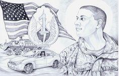 In Memory of PFC Doug Cordo KIA Aug. 19 in Zabul, Afghanistan
