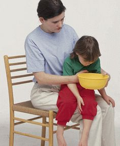 Some remedies For Vomiting - Specially for moms with little kids!