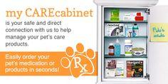 Medicine Cabinet.  Home page