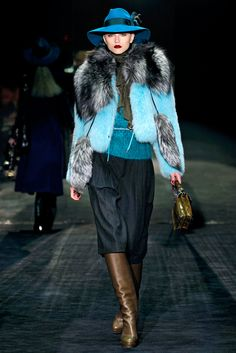 Gucci Fall 2011 Ready-to-Wear - Collection - Gallery - Style.com