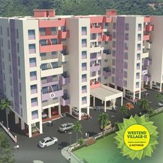 Westend Village - 2 BHK flats by The Construction Group at Kothrud, Pune To know more Visit : http://www.puneproperties.com/westend-village-flats-kothrud.html #PuneProperties