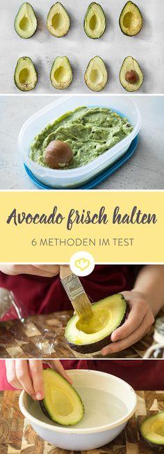 Nie wieder braune Avocado und Guacamole! Mit dieser einen einzigen Methode sind Avocado und Guacamole auch nach 3 Tagen noch frisch.