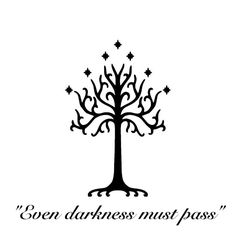 Cute idea for a Lord of the Rings tattoo