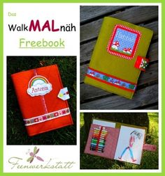 Das WalkMALnäh-Freebook