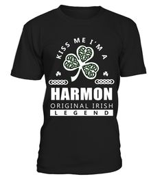 # Kiss Me I'm HARMON Orginal Irish Legend  .  HOW TO ORDER: Kiss Me Im HARMON Original Irish Legend1. Select the style and color you want: 2. Click Reserve it now3. Select size and quantity4. Enter shipping and billing information5. Done! Simple as that!TIPS: Buy 2 or more to save shipping cost!This is printable if you purchase only one piece. so dont worry, you will get yours.Guaranteed safe and secure checkout via:Paypal | VISA | MASTERCARD