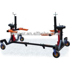 Easy Access Jack Stand And Car Dolly System Made In America Cars Automotive Madeinusa Posted
