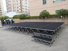 Used Portable Stage For Sale