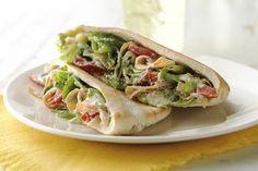 Caesar Sandwich Recipe