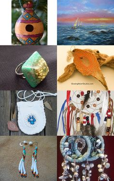 Monday Finds.... by Nancy and Bruce on Etsy--Pinned with TreasuryPin.com